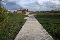 Строительство нового мемориала «Они вернулись с Победой!», 2014