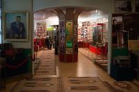 Фрагмент экспозиции Регионального музея истории Закамья и г.Нурлат. 2014