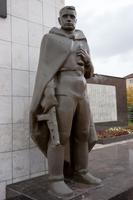 Мемориальный комплекс. Памятник солдату.  г. Нурлат. 2014