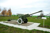 Военная техника в Парке Победы.  г.Нурлат. 2014