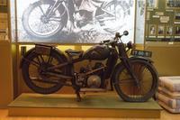 Мотоцикл Л- 300. Завод Красный Октябрь. 1938