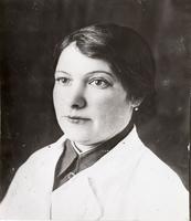 Фото. Шепоткова Е.М. - начальник 1-го отделения  эвакогоспиталя № 3654. 1940-е