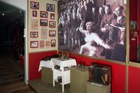 Фрагмент экспозиции Регионального музея Закамья и г. Нурлат посвящен работе эвакогоспиталя № 3654. 2014