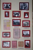 Стенд в экспозиции музея посвящен деятельности эвакогоспиталя № 3654. 2014