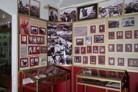 Фрагмент экспозиции Регионального музея Закамья и г. Нурлат посвящен Великой Отечественной войне. 2014