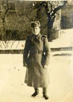 Фото.Фахрутдинов Г.Б. прошел через Суслонгерские лагеря.1946