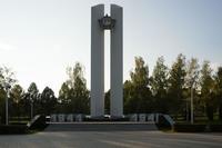 Монумент Победы, г.Нижнекамск, площадь Лемаева