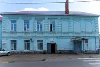 Здание бывшего госпиталя. г. Лаишево. 2014