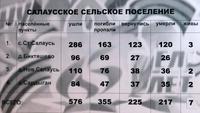 Информационный материал об участниках Великой Отечественной войны по Салаусскому сельскому поселению