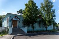 Здание аптеки. Лаишево. 2014