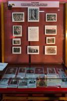 Фрагмент экспозиции музея, посвященный Великой Отечественной войне