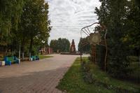 Мемориальный комплекс боевой и трудовой славы Муслюмовского района