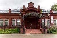 Здание Краеведческого музея Пестречинского района РТ. Пестрецы. 2014
