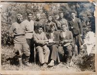 Фото. Фадеев С.М. (1919-1952) - Герой Советского Союза среди своих земляков. Актанышский район. 1945