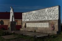Мемориал, с. Старое Байсарово, Актанышский район РТ