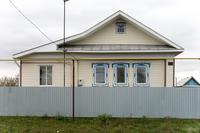 Дом в котором родился Герой Советского Союза Галеев Ф.Г., д. Ямаково, Мензелинского района РТ