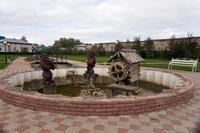 Фонтан, г. Мензелинск, РТ