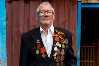 Фото. Гришахин М.И. - участник Великой Отечественной войны. 2014