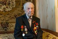 Фото. Ивойлов А.П. - участник Великой Отечественной войны. 2014