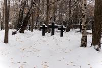 Территория с захоронениями иностранных военнопленных, умерших от ран и болезней в 1941-1946. г. Зеленодольск. 2014