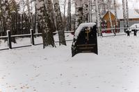 Памятник венгерским военнопленным на немецком кладбище. г. Зеленодольск. 2014
