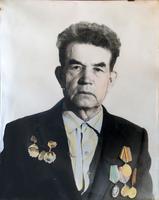 Фото. Ивойлов А.П. - участник Великой Отечественной войны. 1990-е