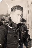 Фото. Ахметов С.А. (1915-?) - главный старшина Краснознаменного Балтийского флота. 1960-е годы