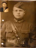 Фото. Участник Великой Отечественной войны. 1941-1942 годы