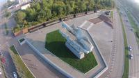 Мемориальный комплекс «Родина-мать», Наб. Челны