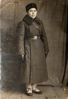 Фото. Б.Юсупов в полный рост от 04.02.1940г.