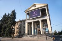Здание Исполнительного комитета Альметьевского муниципального района РТ
