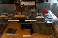 Раздел экспозиции музея, посвященный Великой Отечественной войне. 2014