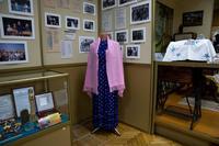 Фрагмент экспозиции ( театральный костюм Туишевой)