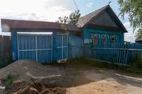 Дом, где жил Гаврилов П.М. д. Альвидино. Пестечинский муниципальный район. 2014