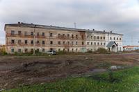 Казармы (лагерь  НКВД № 97)