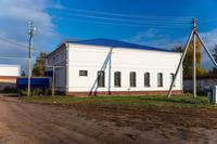 Административное здание лагеря НКВД №97 ( Елабуга)