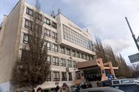Корпус национального исследовательского технического университета по ул. Б.Красная, 55, где находится Музей истории КНИТУ - КАИ.