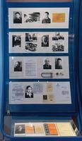 Стенд в экспозиции о деятельности КАИ в годы  Великой Отечественной войны. 2014