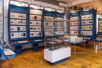 Фрагмент экспозиции Музея истории КНИТУ - КАИ. 2014