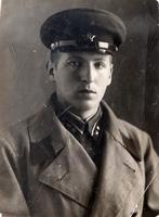 Фото. Ржевский Е.В.- участник Великой Отечественной войны. 1943