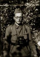 Фото. Адгамов И.С. - преподаватель кафедры физики авиационного института.1940-е