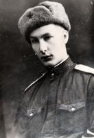 Фото. Дюков А.В.   -участник Великой Отечественной войны. 1940-е