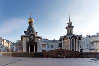 Мемориально - культовый комплекс  МВД по РТ. 2014