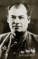 Фото. Саматов А.С.- участник Великой Отечественной войны. 1940-е