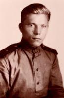 Фото. Ботов Б.А. - участник Великой Отечественной войны. 1943