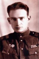 Фото Ленский В.Г.- участник Великой Отечественной войны. 1940-е