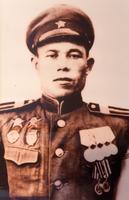 Фото.Нурисламов Н.Н. - участник Великой Отечественной войны. 1940-е