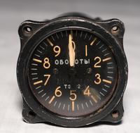 Прибор тахометр ТЭ - 22 выпускался заводом с 1941