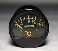 Термометр масла ТМЭ-6 выпускался заводом с 1939