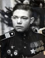 Фото. Чиж Р.В. Военный городок Гельм под Потсдамом. 1946
